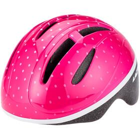 Lazer Bob Casque Enfant, pink dots